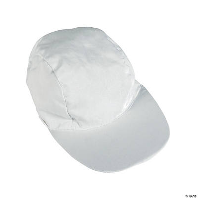 DIY Value White Caps - 12 pcs.