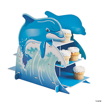 Dolphin Cupcake Holder