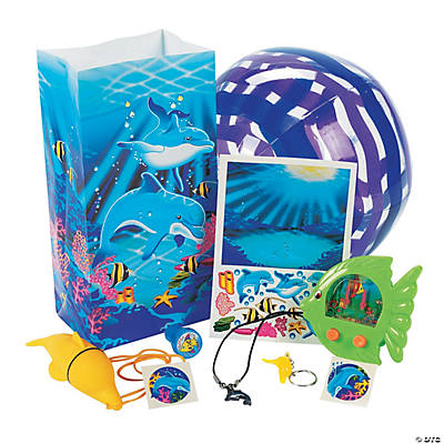 Dolphin Filled Treat Bag