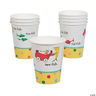 Dr. Seuss™ Baby Shower Cups