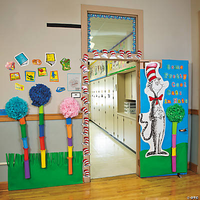 Classroom Door Decoration Ideas Oriental Trading Company