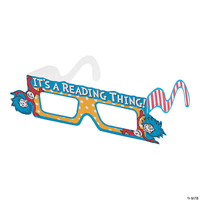 Dr. Seuss™ Glasses