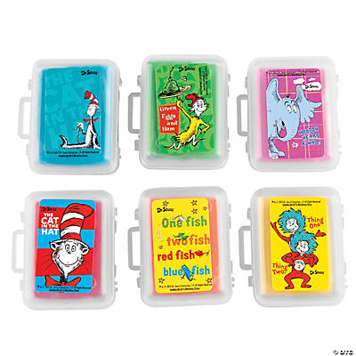 Dr. Seuss™ Scented Kneaded Erasers