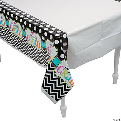 Dream Big Graduation Tablecloth