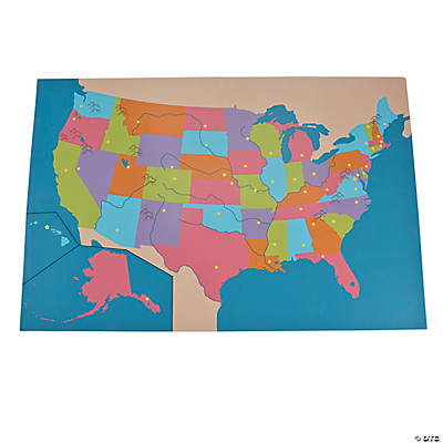 Erase United States Map - Us map dry erase