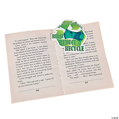 Earth Seeded Bookmarks