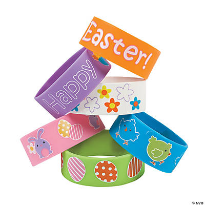 Easter Big Band Bracelets