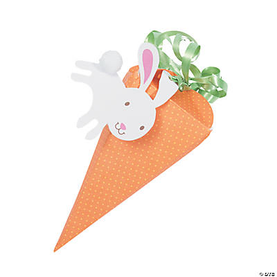 Easter Carrot Treat Holder Kit