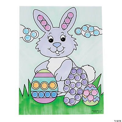 Easter Dot Marker Sheets