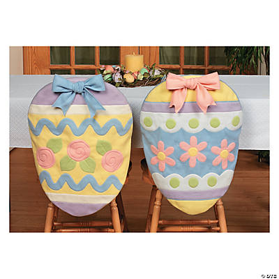 Easter Egg Chair Covers
