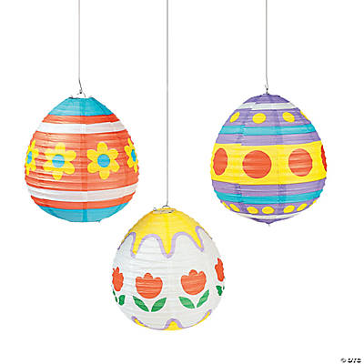 Easter Egg Lanterns