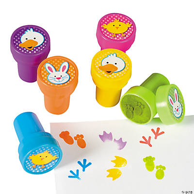 Easter Feet Stampers