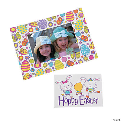 Easter Picture Frame Magnets