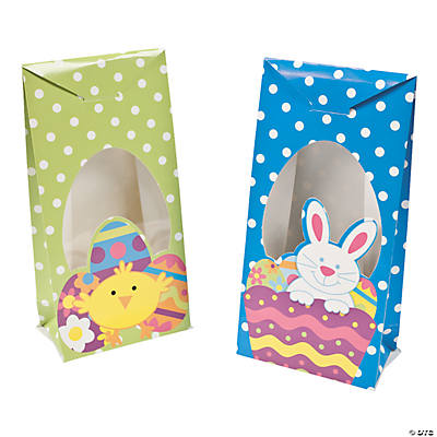 Easter Window Treat Bags