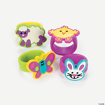 Egg-Cellent Easter Rings