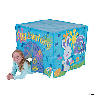 Egg Factory Play Table Tent