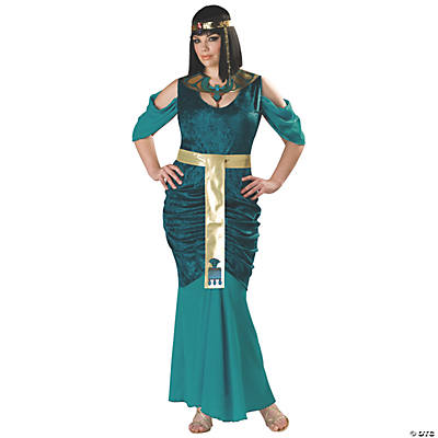Egyptian Jewel Adult Women's Plus-Size Costume