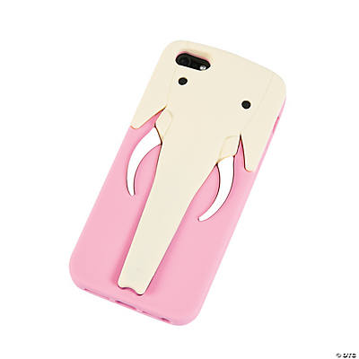 Elephant Nose Stand iPhone® 5 Case