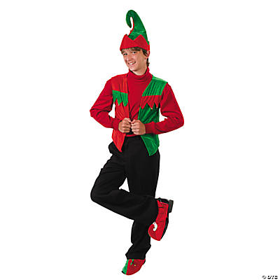 Elf Costume - Child's Large