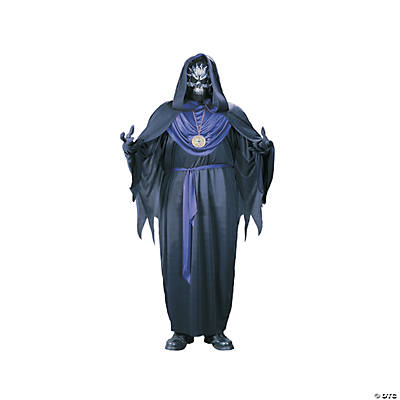 Emperor Of Evil Plus Size Adult Men's Costume