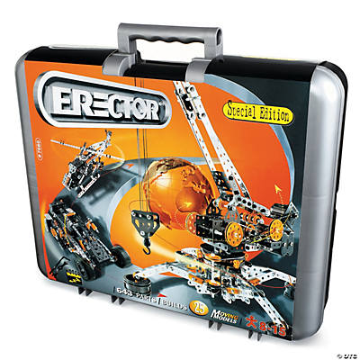 Erector 25 model special edition set oriental trading for Motor age training coupon code