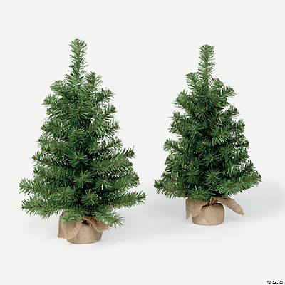Evergreen Tabletop Trees