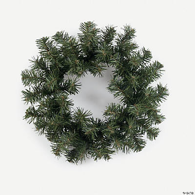 Evergreen Wreath - Medium