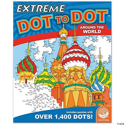 Dot to Dot Around the World