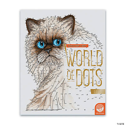 Extreme Dot To Dot World Of Dots Cats