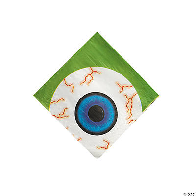 Eyeball Beverage Napkins