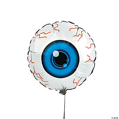 Eyeball Mylar Balloons