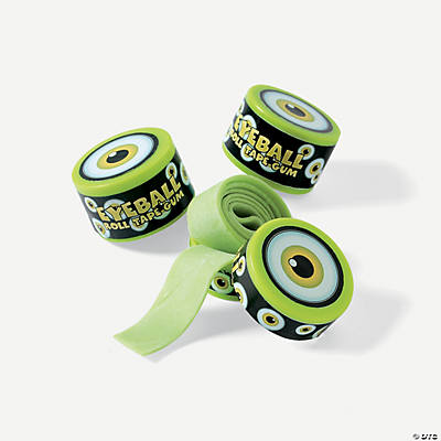 Eyeball Roll Tape Gum