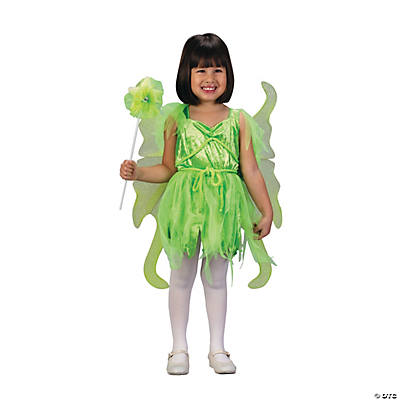 Fairy Neverland Toddler Girl's Costume
