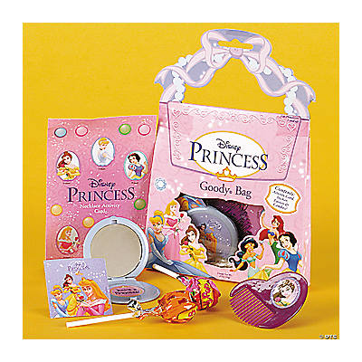 8 Fairy-Tale Disney Princess Filled Goody® Bags
