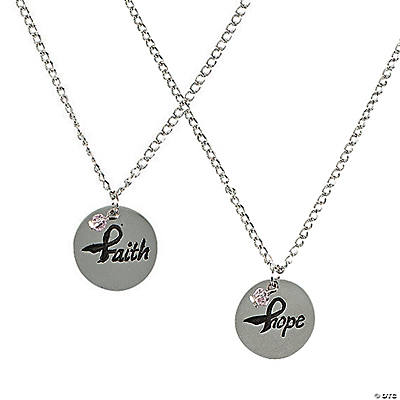 Faith & Hope Necklaces