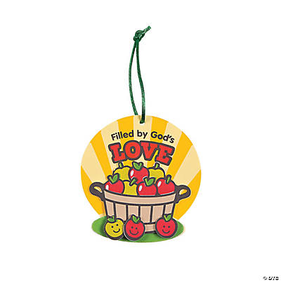 Faith Fall Market Ornament Craft Kit