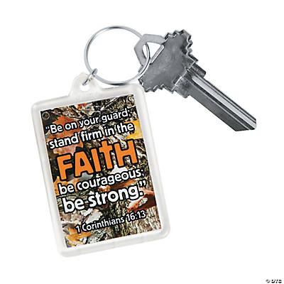 Faith Hunter Key Chains