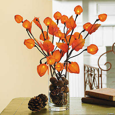 Fall Blossoms Light Set