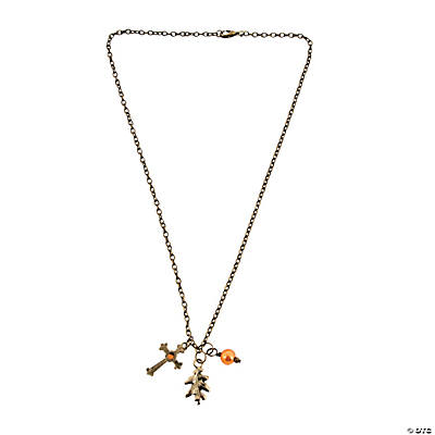 Fall Cross Necklace Kit