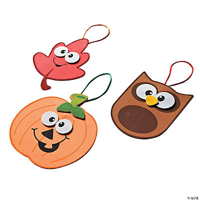 Fall Ornament Craft Kit