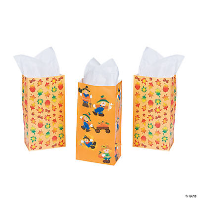Fall Treat Bags