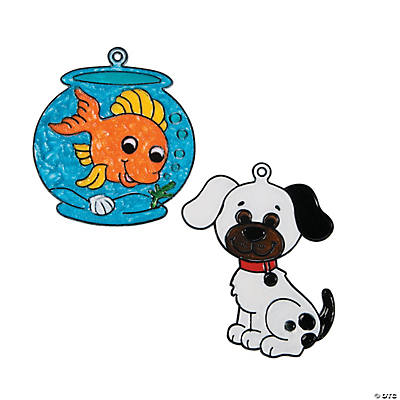 Family Pets Sun Catchers