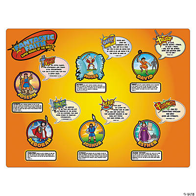 Fantastic Faith Mini Bulletin Board Set