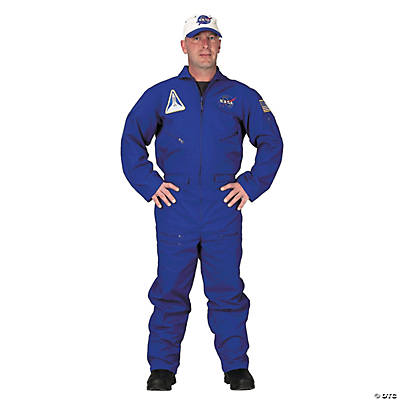 Flight Suit Large Adult Men's Costume