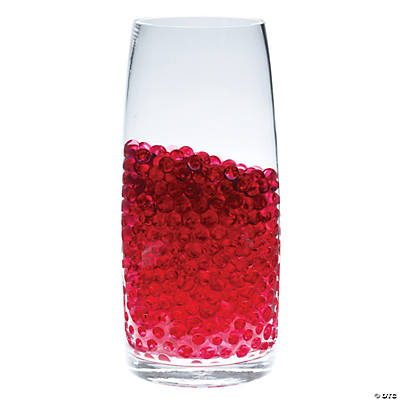 FloraCraft® Red Water Beads
