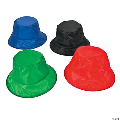 Foldable Pop-Up Bucket Hats