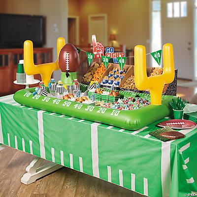 football snack stadium d cor idea. Black Bedroom Furniture Sets. Home Design Ideas