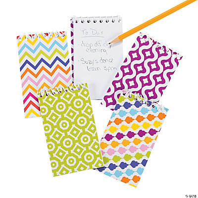 Fun Print Notepads