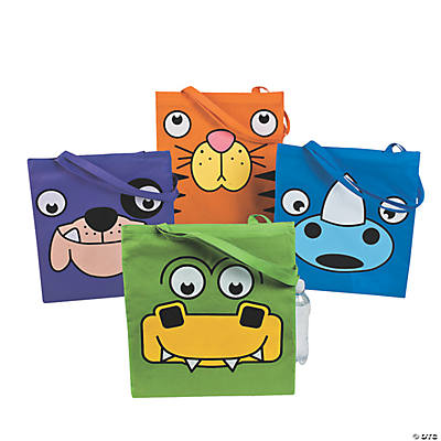 Funny Face Totes