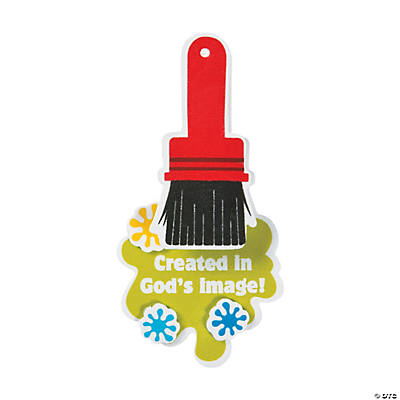 Geared up for god vbs clip magnet craft kit for Craft and hobby supplies
